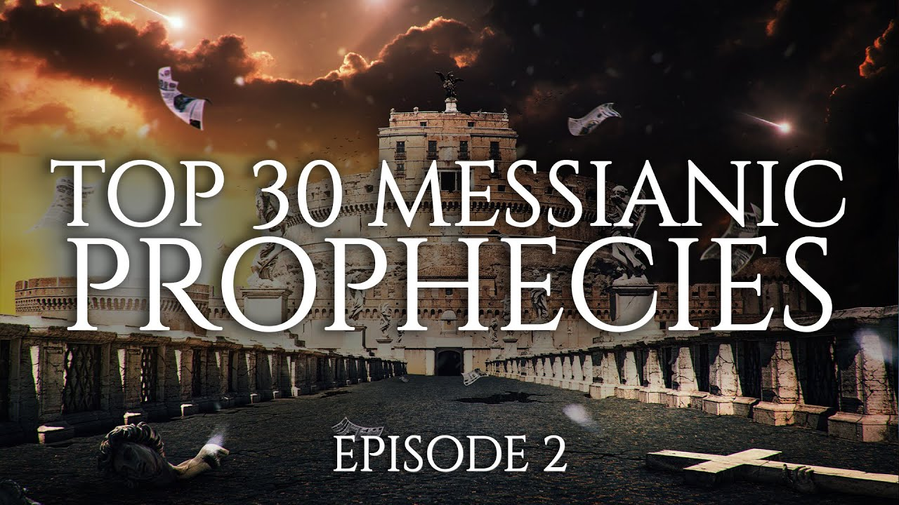 Top 30 Prophecies That Jesus Christ Fulfilled - Episode 2/3 A OMEGA PRODUCTIONS 14JAN21