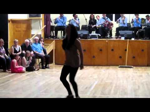 Kilmovee Ceili 2012 Sean Nos And Set Dancing With Laura Ganley And Sandra Ganley