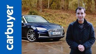 Audi A5 Cabriolet 2017 review – James Batchelor – Carbuyer
