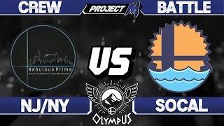 Gambar cover Olympus - NJ/NY vs SoCal - Project M 10v10 Crew Battle