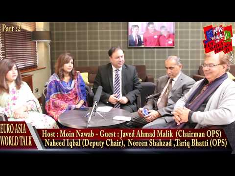 EURO ASIA WORLD 13.09.2017 OPS TEAM INTERVIEW WITH MOIN NAWAB