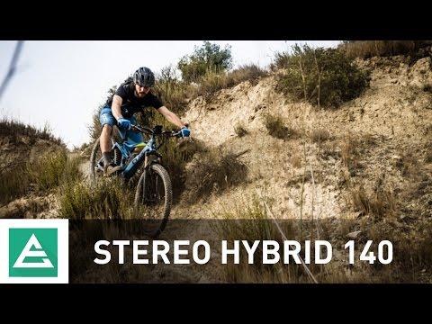 Cube STEREO HYBRID 140 SL 27.5