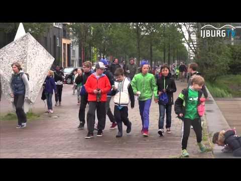 Avondvierdaagse IJburg 2015 van start