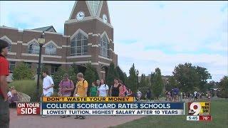 """How did local schools fare on """"college scorecard""""?"""