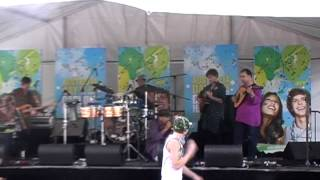 """Azadoota perform """"Today Is The Day"""" at Darling Harbour, Australia Day 2012"""