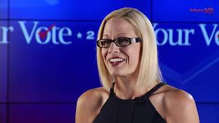 In this extended interview, rep. kyrsten sinema discusses her bid for u.s. senate with christopher conover at arizona public media's studio.