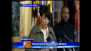 baltimore mayor thanks nation of islam who gave one finger isis salute after gray funeral
