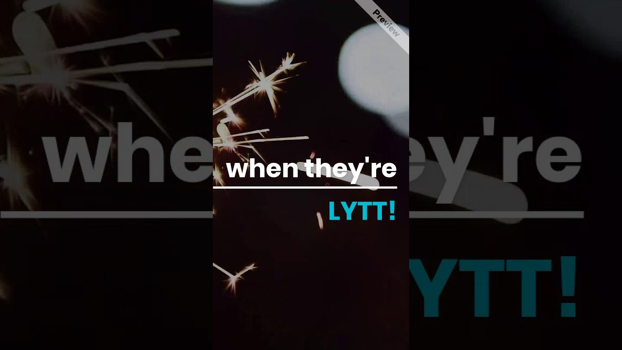 Social Ad for LYTT