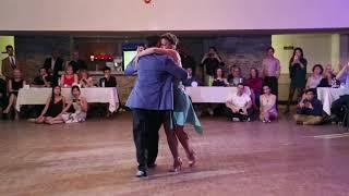 Alejandro Larenas & Marisol Morales (1) - Toronto Tango Festival 2019