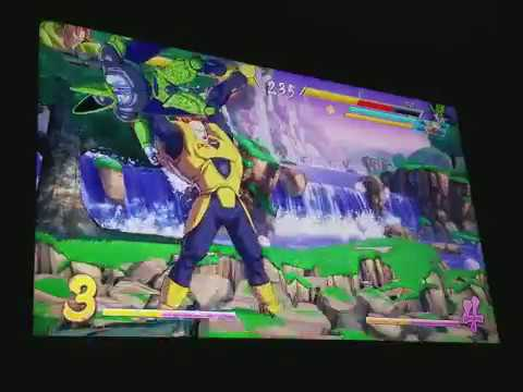 Video Gamers Hawaii DBFZ 4th Tourney 3-22-18 - Sephiroth Vs Duracel (Jay) Grand Finals