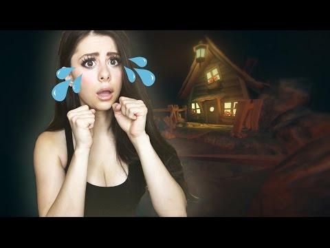 MY MOM ABANDONED ME! - Among the Sleep: Part 2 - AZZYLAND