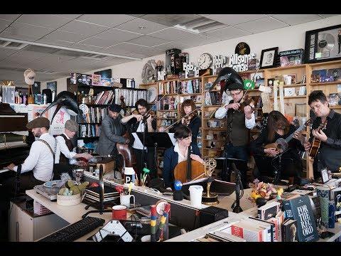 Penguin Cafe: NPR Music Tiny Desk Concert