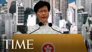 Hong Kong Suspends Controversial Extradition Bill   TIME thumbnail