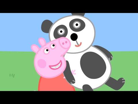 Peppa Pig en Español Episodios completos 🎈Parque de diversiones 🎁Dibujos Animados