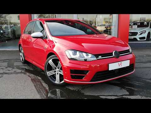 VOLKSWAGEN GOLF 2.0 R DSG 5DR SEMI AUTOMATIC at VR EPS CHESTER CH669PD