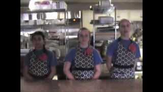Blueberry Crepes, Kelby Clawson, Megan Grantham, Kaylee Puentez