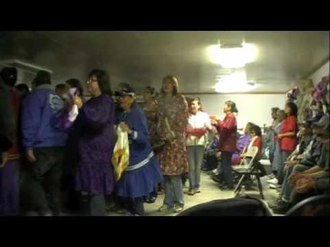 Athabascan dance