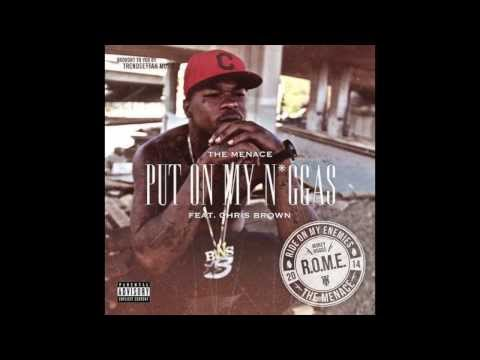 Compton Menace ft Chris Brown- Put on My Niggas - Prod x LONGLIVEPRINCE