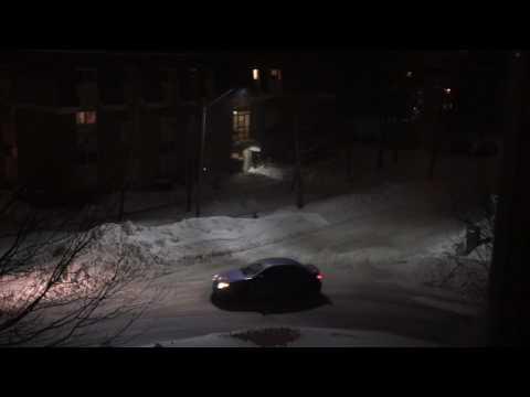 Snow Storm - LIVE WEBCAM - Fredericton NB