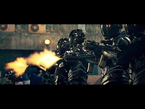 VIDEOBUSTER zeigt Jackie Chan Sci-Fi-Action BLEEDING STEEL deutscher Trailer HD german 2018 DVD + BD