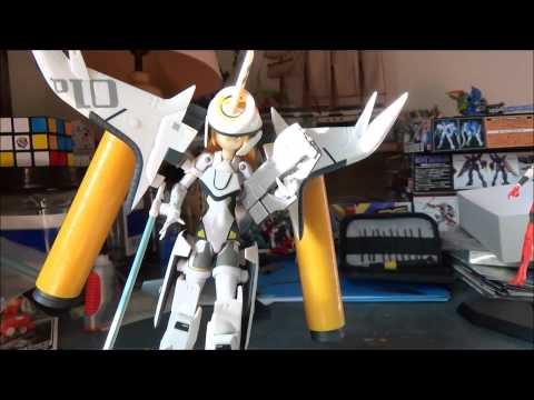 Busou Shinki Introduction/Arnval Review