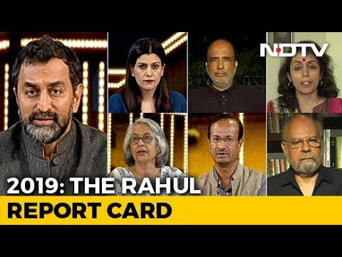 Mandate 2019: Should Rahul Gandhi Resign?