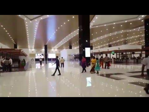 Cochin International Airport new Terminal Inauguration