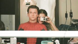 Zendaya Talks Filming Spider-Man Movies with Tom Holland