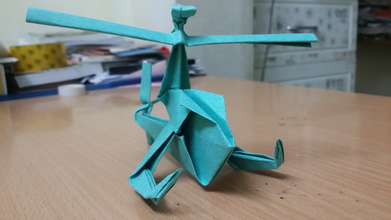 Origami Sword Diagrams 3d Origami Raptor By Dfoosdc