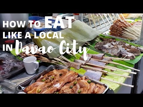 DUTERTE CITY: A DAVAO CITY FOODTRIP