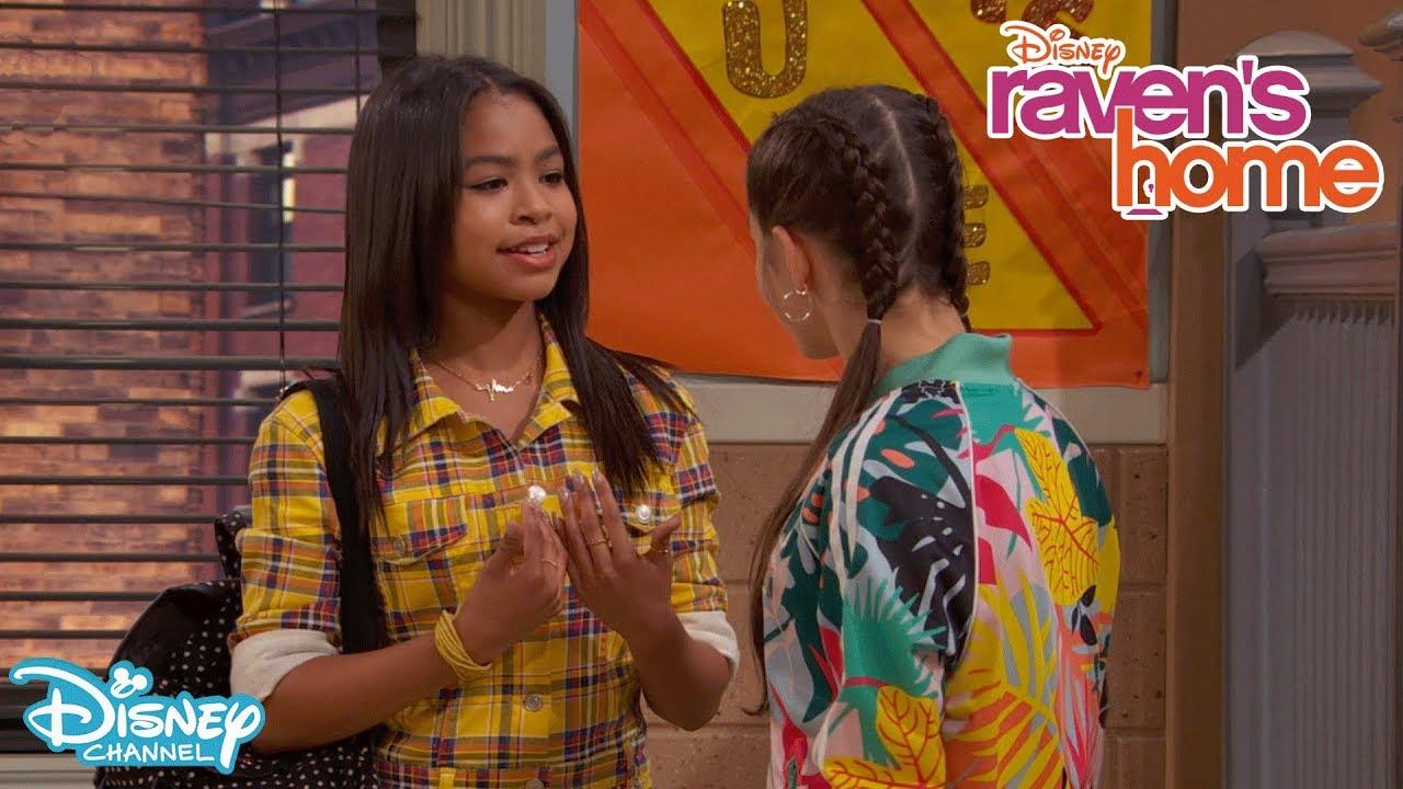 Download Getting The Tea 🧐  Ravens Home   Disney Channel UK