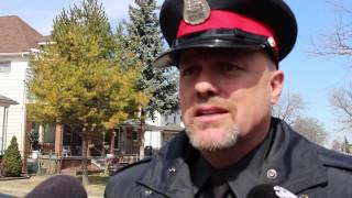 Windsor Police Standoff April 2, 2014