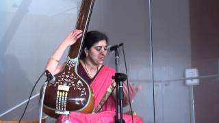 Prema Bhat, lecture demo Asia society Houston