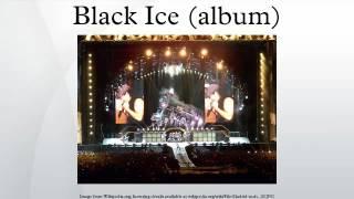 Black Ice (album)