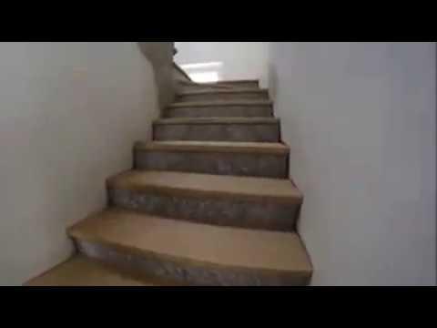 Rivestimento Scala In Legno Wooden Staircase Youtube