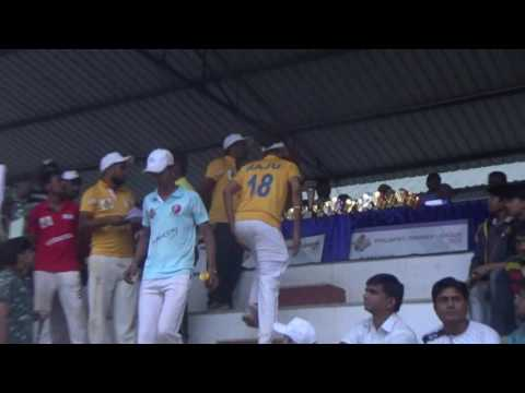 Naresh Cricket Academy Prajapati Premier League -Presentation