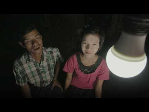 Turning on the Lights in Rural Myanmar
