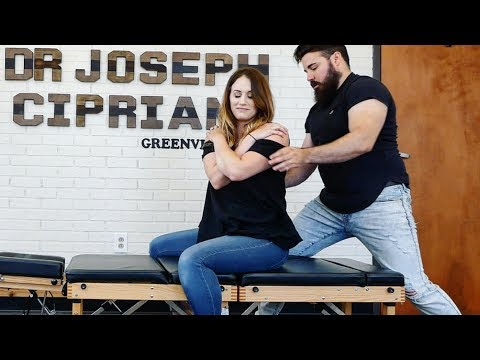 *GUILLIAN-BARRE* patient Finds RELIEF from *Y STRAP* Chiropractic Adjustment