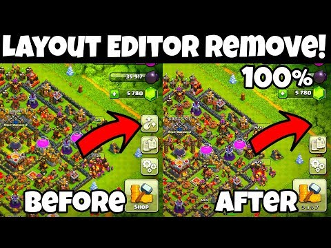 Base Layout Editor is remove really! Clash of clans (Hindi)sam1735