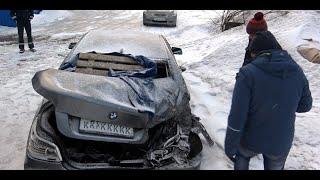 Реально ли восстановить? BMW E60 за 250к.