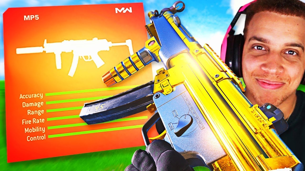 Download *SOLO SQUAD* Use this NEW MP5 Class in Warzone Season 6..
