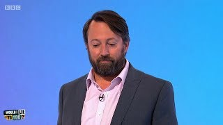 Does David Mitchell go shopping on only one gulp of air? - Would I Lie to You? [HD][CC-EN,ES,NL,SV]