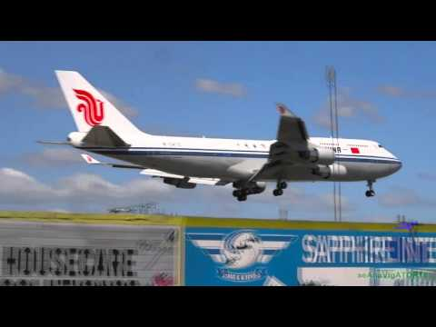 Airplane Spotting-APEC Summit PH 2015 (11-17-'15)