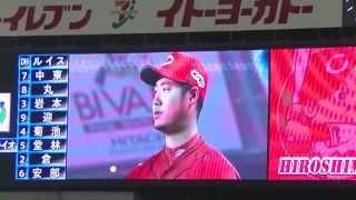 埼玉西武ライオンズ 対 広島東洋カープ 交流戦 西武ドーム.