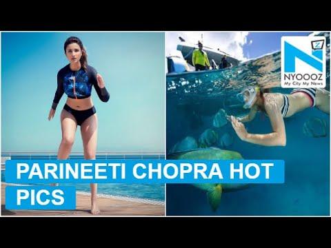 Parineeti Chopra flaunts SEXY BIKINI while snorkeling