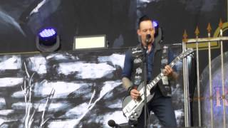Volbeat @Download Festival 2014
