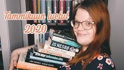Tammikuun luetut kirjat 2020