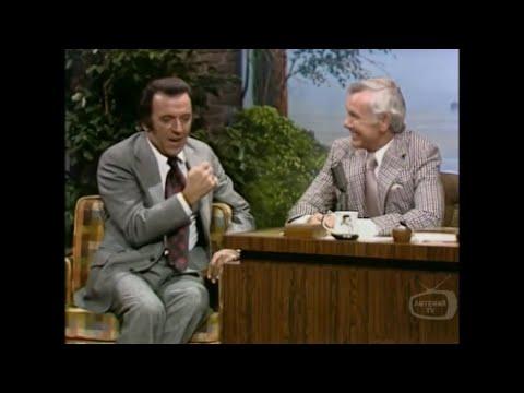 Norm Crosby Carson Tonight  1977