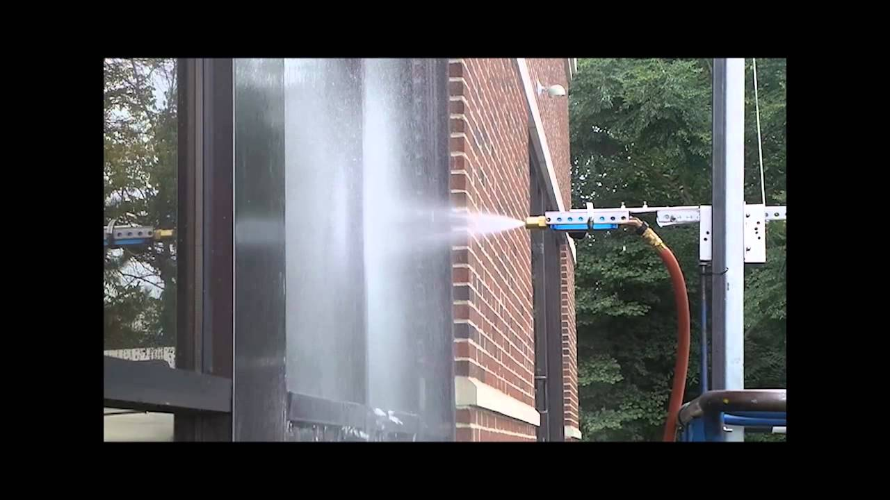 Curtain Wall Leaks : Curtain wall water testing equipment menzilperde