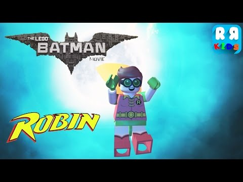 The LEGO Batman Movie Game - Part 2 Play with Robin